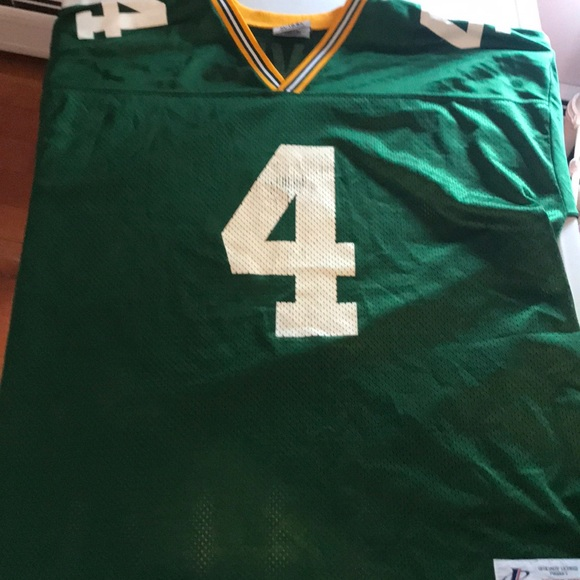 huge selection of d258b b1907 Brett Favre Packers Jersey